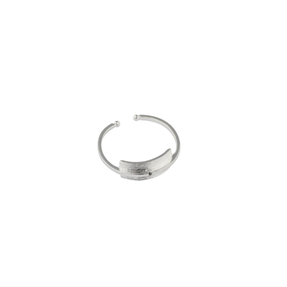 Brooke Ring Silver-35