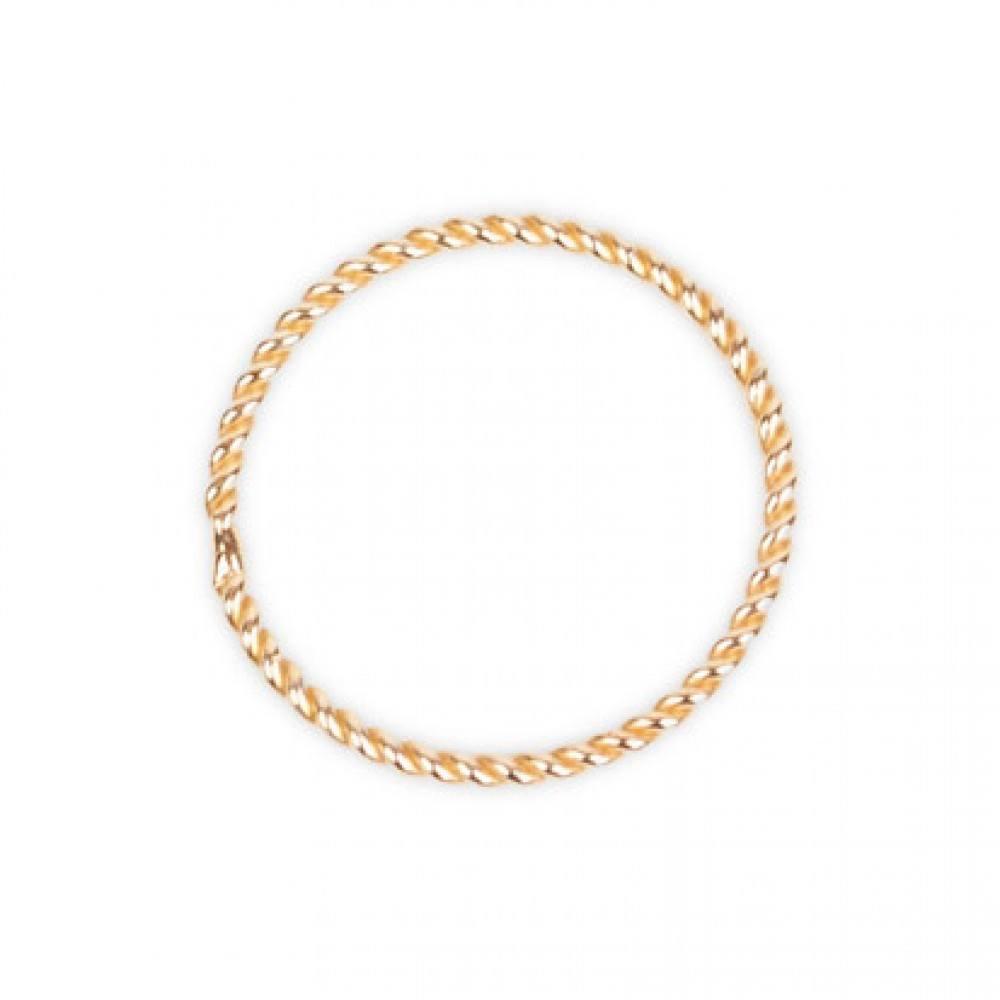 Jukserei Spinning Ring Gold-33