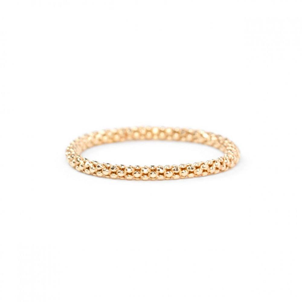 Jukserei Acorn Ring Gold-33