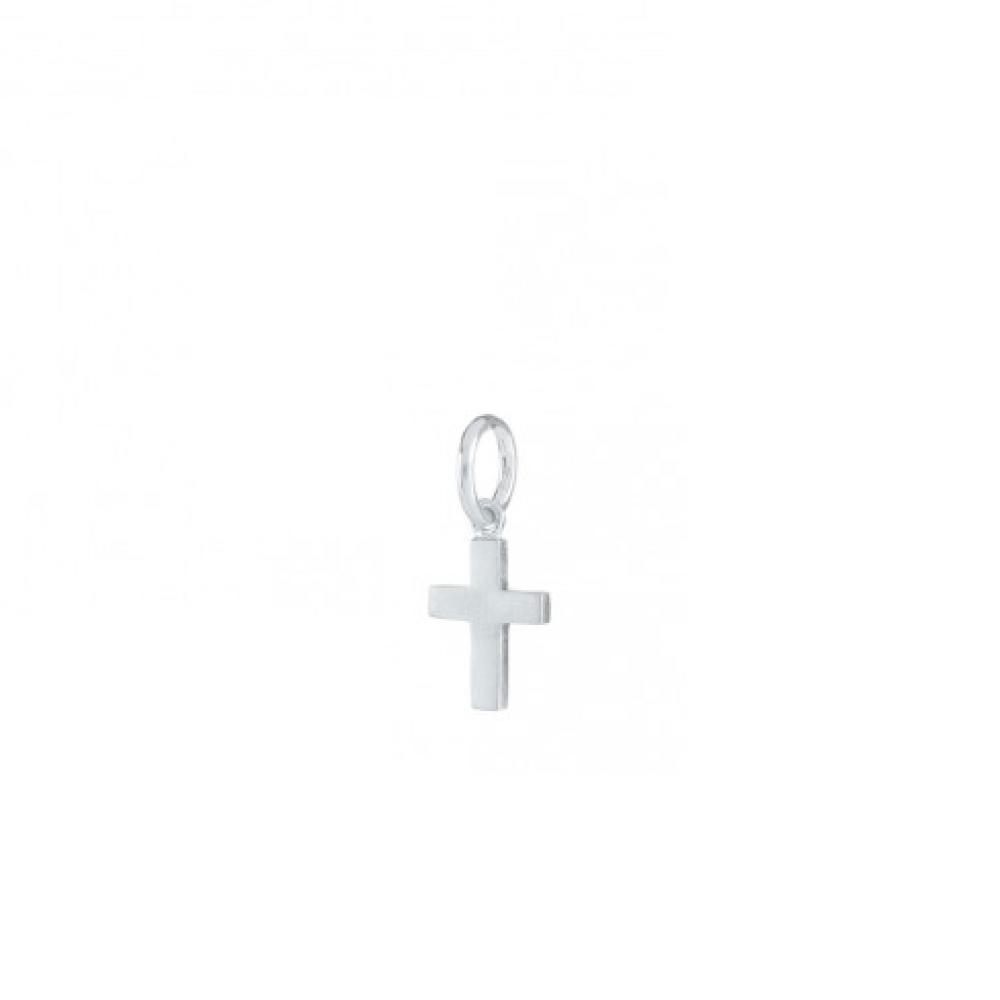 Pernille Corydon Cross Pendant Sølv-31