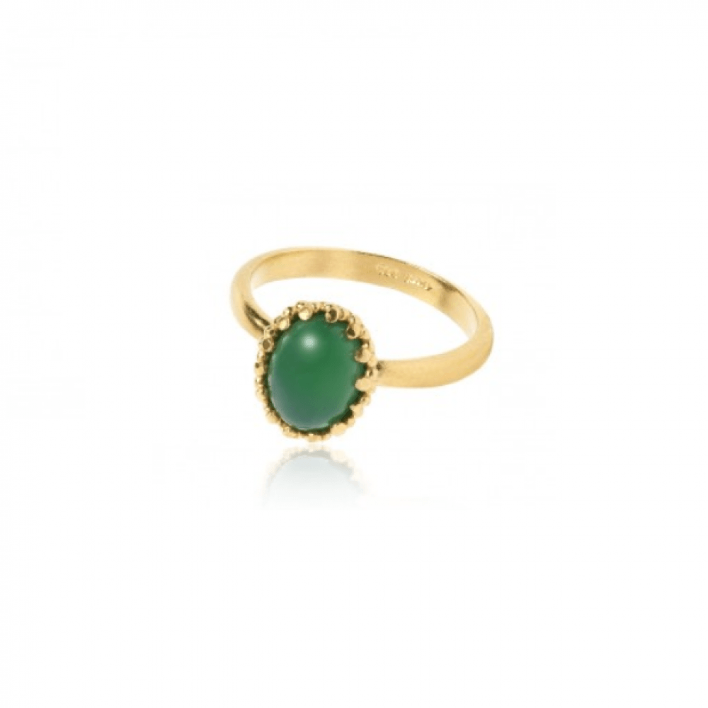 Carré Gilded Marvels Ring Aventurin-33