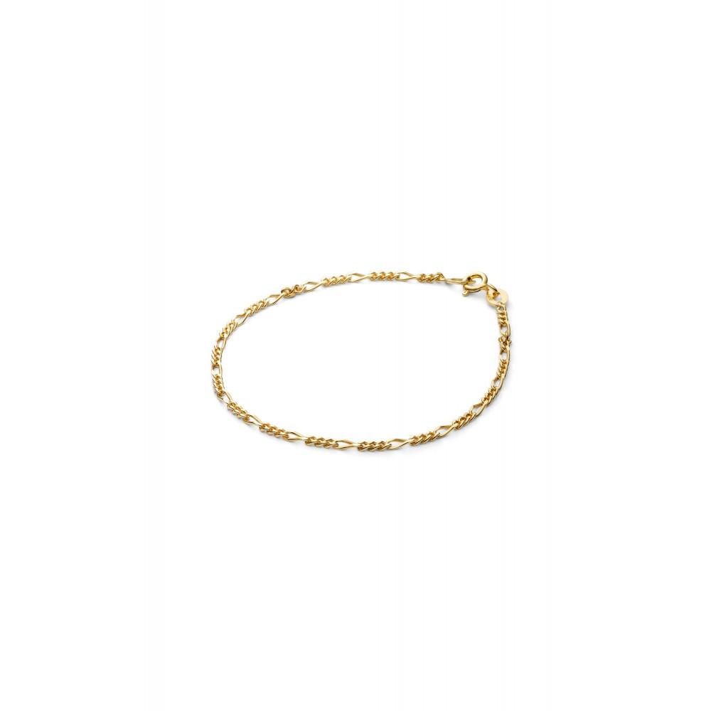 Jukserei Ave Bracelet forgyldt-31