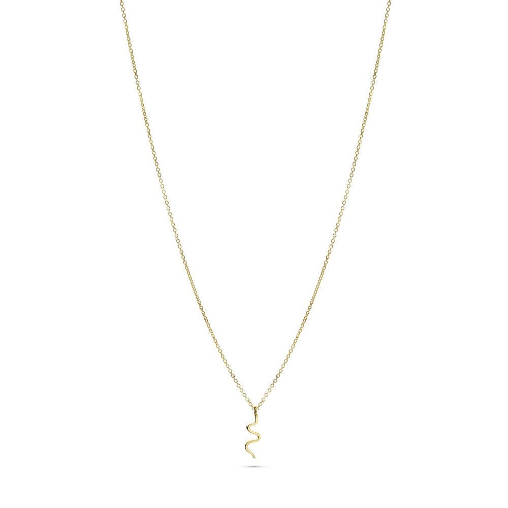 Jukserei-Dive necklace forgyldt-31