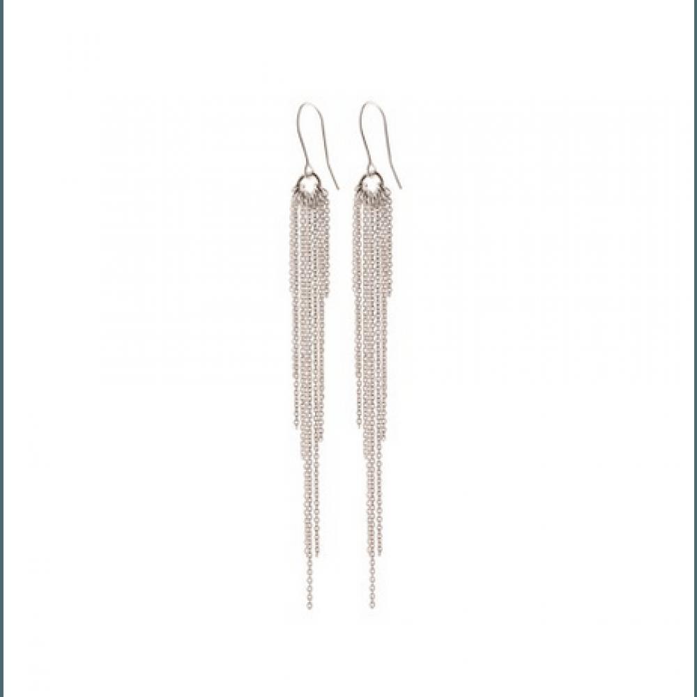 Pernille Corydon Rain Hooks Sølv-31