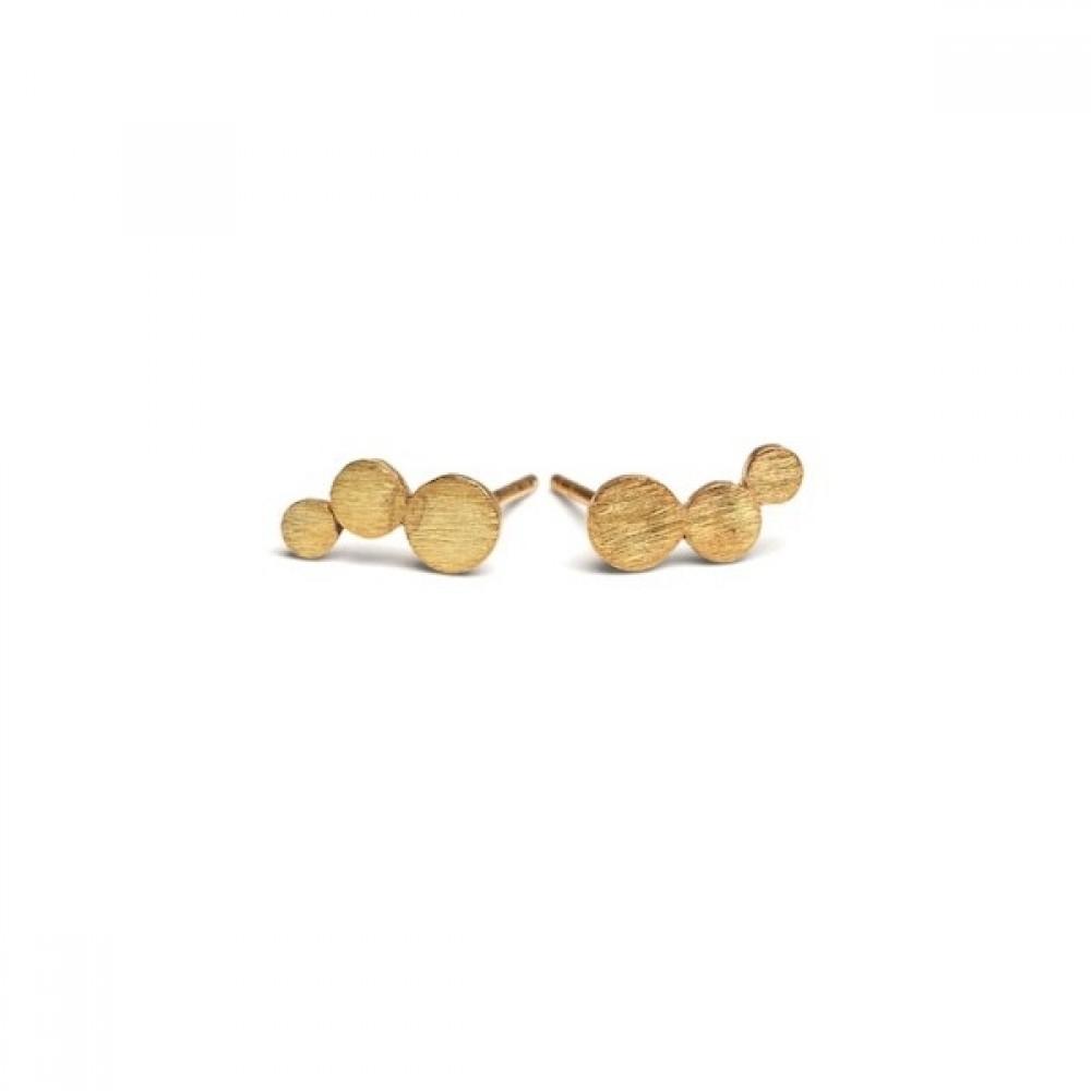 Pernille Corydon Small Multi Coin Stick Forgyldt-35