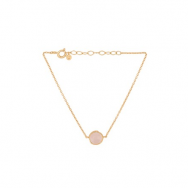 Aura Rose Bracelet Forgyldt-20