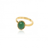 Carré Gilded Marvels Ring Aventurin-20