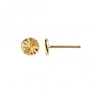 Petit Etoile Earring Forgyldt-20