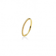 Izabel Camille Promise Small Ring Guld-20