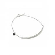 String Armbånd Sølv-20