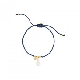 Lucky Bracelet Darkblue and Lightpink-20