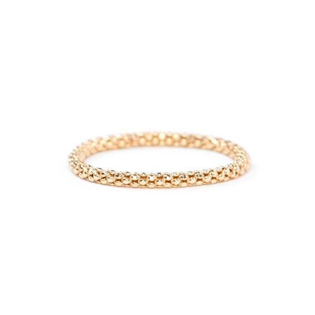 Acorn Ring Gold-20