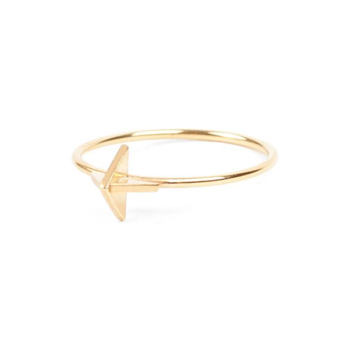 X Ring Gold-20