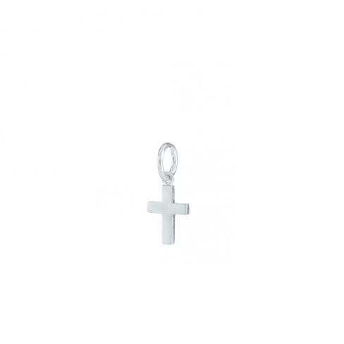 Cross Pendant Sølv-20