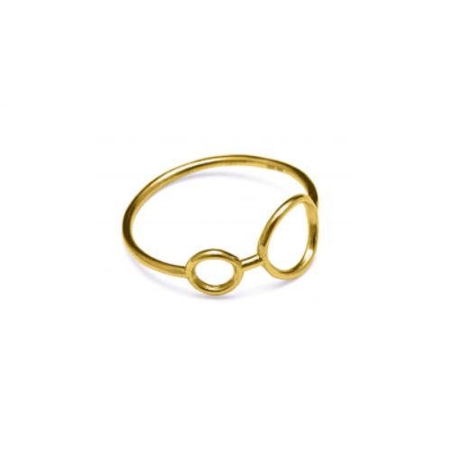 HangAround Ring Guld-20