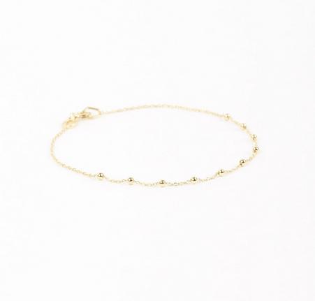 LuLu Bracelet Forgyldt-20