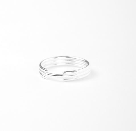Oslo Ring Sølv-20
