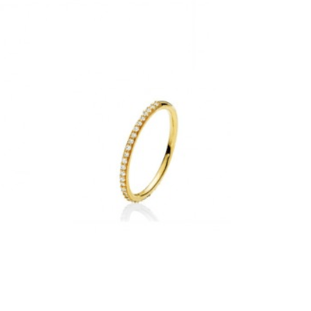 Promise Small Ring Guld-20