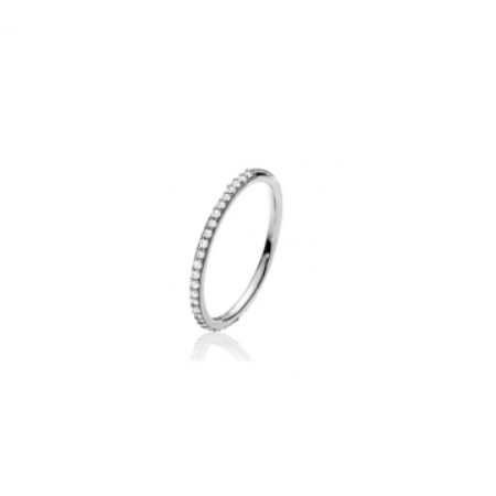 Promise Small Ring Silver-20