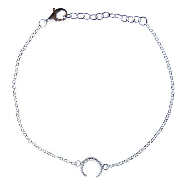 Lady Zingi Armbånd sølv-20