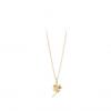 Clover Necklace Forgyldt-01