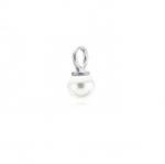 Pearly Pendant Sølv-10